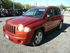 2010 Jeep Compass Sport 4WD LOW KM'S
