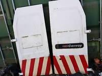Ldv doors, 2002 model
