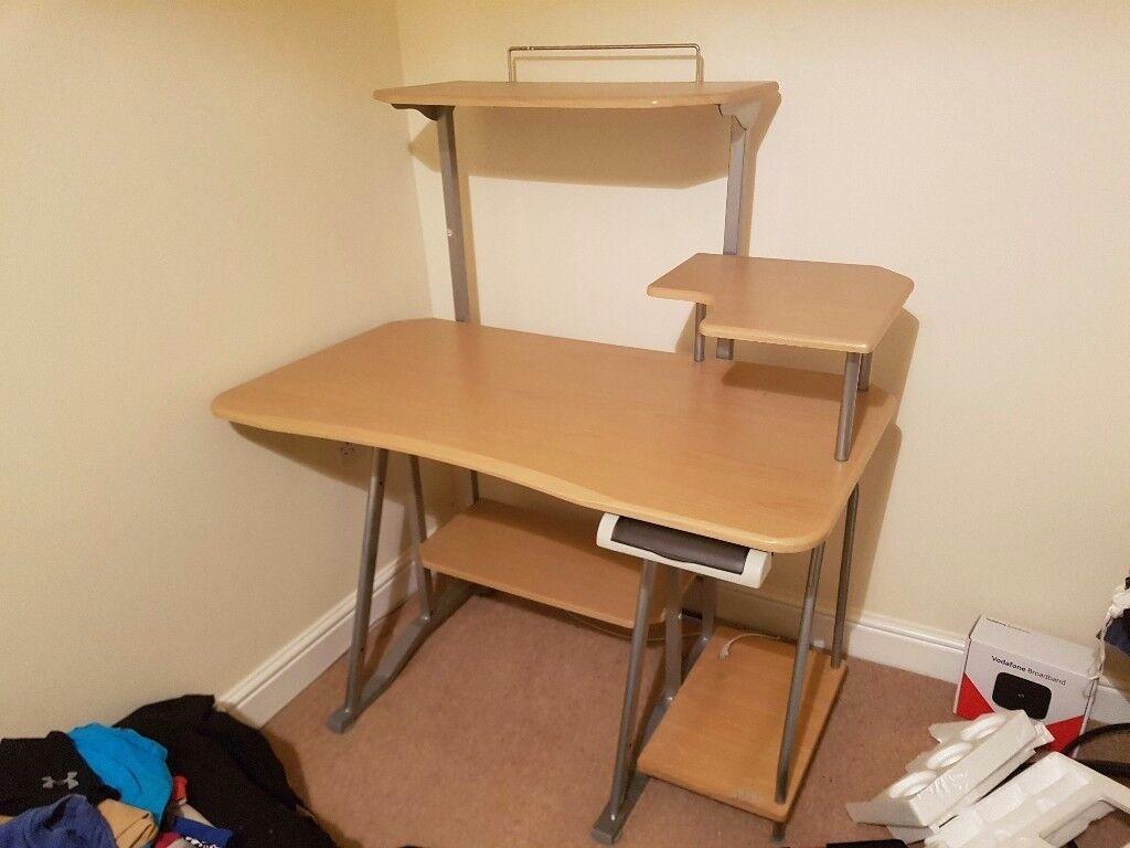 Big PC desk very cheap