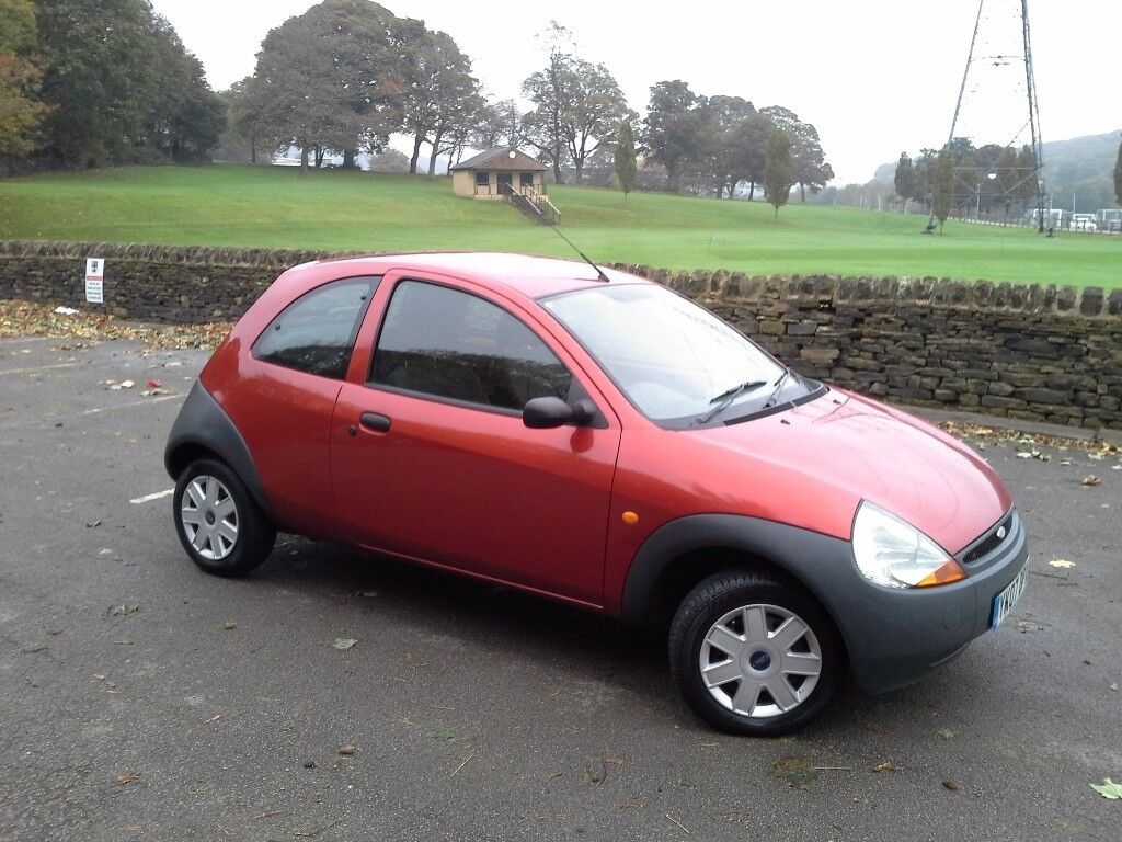 Ford Ka   Service History Reduced Price Low Insurance