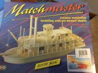 Matchmaker River Boat kit
