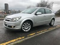 Vauxhall Astra 1.6 petrol DESIGN (5dr) hatchback with Long MOT and Full Service History.