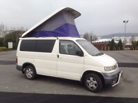 MAZDA BONGO 2.5TD AUTOMATIC 4WD-8 SEATER-ELECTRIC ROOF, BLINDS, MIRRORS ETC