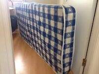 Brand New and never used single bed mattress