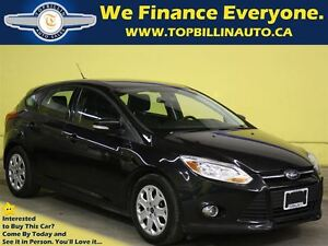 2012 Ford Focus Autonatic, Heated Seats, 2 Years Warranty