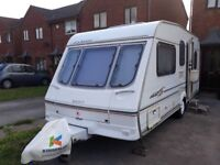 Swift classic 2001 with motor mover