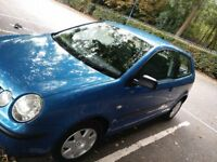 Polo TDI blue 2004