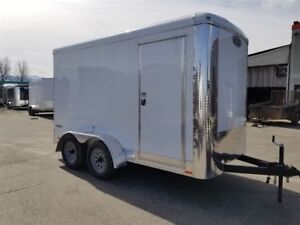 2019 CONTINENTAL CARGO 6x12 Tandem Extra Height