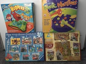 Variety of board games - can be sold separately