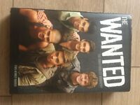 THE WANTED - UNAUTHORISED BIOGRAPHY