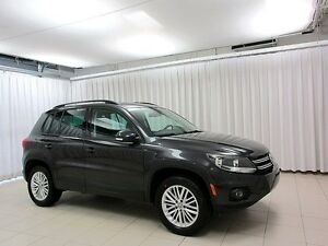 2016 Volkswagen Tiguan Special Edition! 2.0T 4-Motion AWD w/ HEA