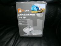 Hi Gear Aluminium Mess tins