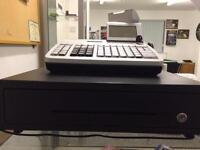 Samsung cash register