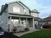 Better than New.  Semi Detached in New West End