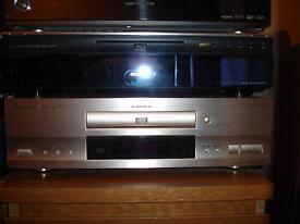 Pioneer DVD player mocel DV 717