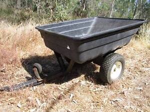 Ride on mower poly trolley Wooroloo Mundaring Area Preview