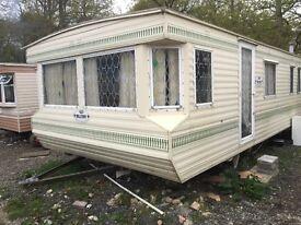 3 bedroom caravan to rent (dss only)