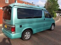 MAZDA BONGO 2.5 TD 4WD, REAR WINGS REPLACED, RECENT FULL SERVICE, ALL BELTS REPLACED,RECENT MOT