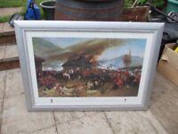 Defence of Rorke's Drift large framed print
