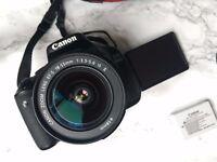 Canon 600D inc lenses + more