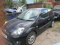 Breaking Ford Fiesta Zetec S 2006 1.6 TDCI. ALL PARTS AVAILABLE