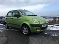 2002 (52) DAEWOO MATIZ **LOW MILEAGE, SUPERB CITY CAR**