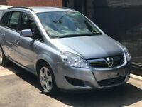 Vauxhall Zafira B 1.9 CDTi Exclusive 2010 Breaking For Spares