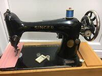 Singer sewing machine (item4)
