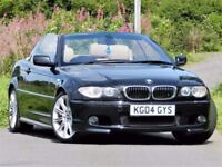 LOVELY SPEC - BMW 330 CI SPORT CONVERTIBLE AUTO - FULL LEATHER - FULL SERVICE HISTORY - HUGE SPEC