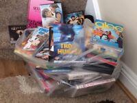 Load of dvds few boxes sets