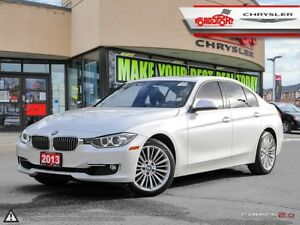 2013 BMW 3 Series 328i xDrive P-ROOF H-TED SEATS B-TOOTH