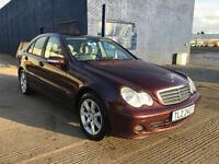 Mercedes C 220 cdi..late 2006... may swap/px