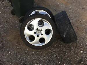 Momo mag wheels suit Comodore Two Wells Mallala Area Preview