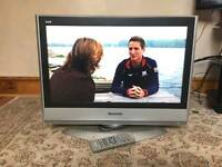 "Panasonic 26"" HD LCD TV WITH REMOTE FREEVIEW"
