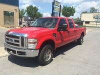 2008 Ford F-350 LARIAT TURBO DIESEL 4X4 10900$ 514-692-0093