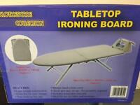 Folding Table Top Ironing Board | Camping | Caravanning