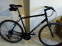 Wiggle XL Hybrid/Commuter Bike