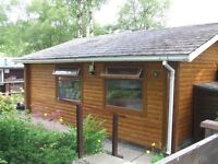 SELF CATERING 6 BERTH LOG CABIN, RIVERSIDE LOCATION NORTH WALES, Pet Friendly