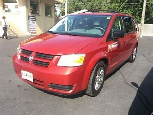 2010 DODGE GRAND CARAVAN SE- REAR AIR & HEAT, U-CONNECT, ALLOY W Windsor Region Ontario image 1