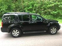 For sale Nissan Pathfinder Aventura dci