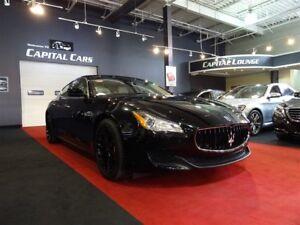 2014 Maserati Quattroporte S Q4 / PREMIUM & HEATING PACKAGE