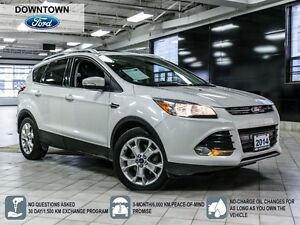 2014 Ford Escape Titanium, Panoramic Moon roof, Navigation