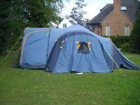 Relum Khios Metallica 8 Berth Tent
