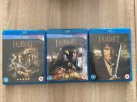 The Hobbit Trilogy Blu Ray