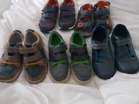Boys shoes and trainers