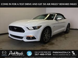 2015 Ford Mustang GT Convertible RWD - Bluetooth, Backup Cam, Re