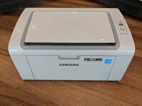 Samsung ML-2165W Laser Printer Black/White, Very good condition, comes with box