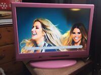 "Pink 19"" TV"