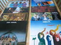 Abba Vinyl Records