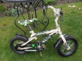 Raleigh kiddies GI Bike